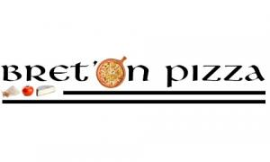 Logo Bret'on pizza 2018